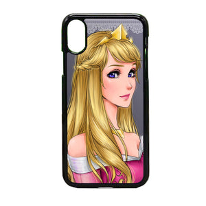 Princes Aurora iPhone X Case | Frostedcase