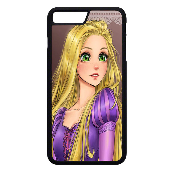 Princes Rapunzel iPhone 7 Plus Case | Frostedcase