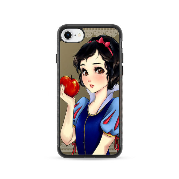 Princes Snow White iPhone 8 Case | Frostedcase