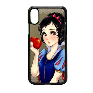 Princes Snow White iPhone X Case | Frostedcase