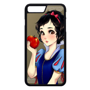 Princes Snow White iPhone 7 Plus Case | Frostedcase