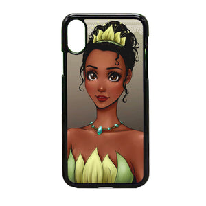 Princesas Da Disney Se Fossem Animes iPhone X Case | Frostedcase
