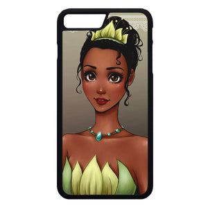 Princesas Da Disney Se Fossem Animes iPhone 7 Plus Case | Frostedcase