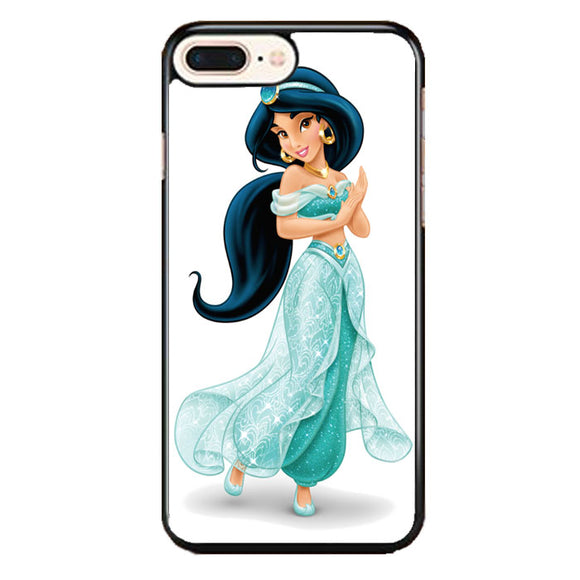 Princess Jasmine iPhone 8 Plus Case | Frostedcase