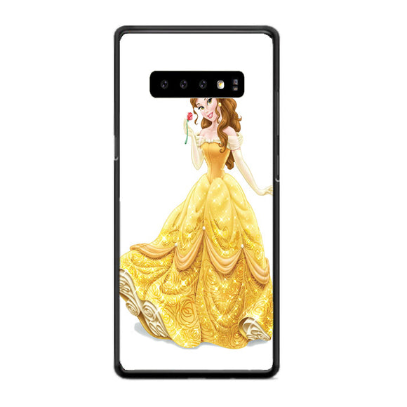 Princess Bella Samsung Galaxy S10 Case | Frostedcase