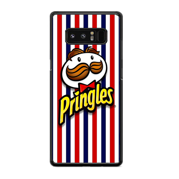 Pringles Line Samsung Galaxy Note 8 Case | Frostedcase