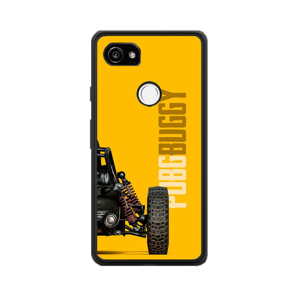 Pubg Buggy Game Yellow Google Pixel 2 XL Case | Frostedcase