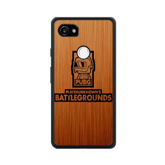 Pubg Wood Emblem Google Pixel 2 XL Case | Frostedcase