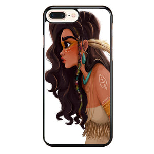 Putri Moana Indian Art iPhone 8 Plus Case | Frostedcase