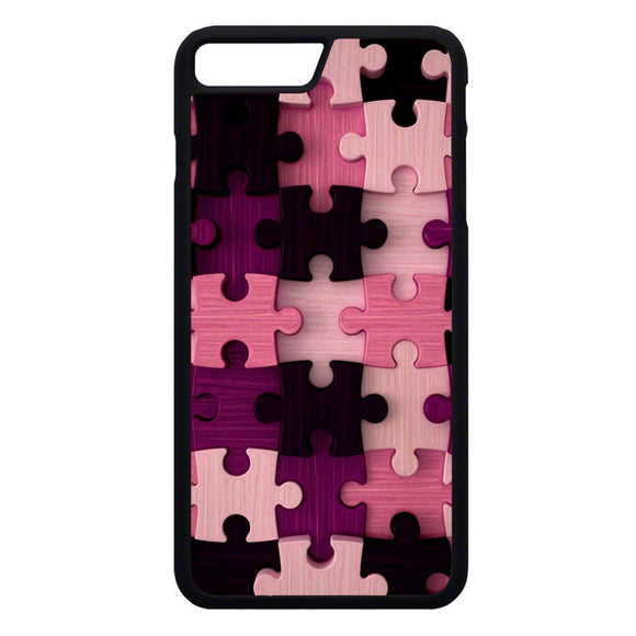 Puzzel iPhone 7 Plus Case | Frostedcase