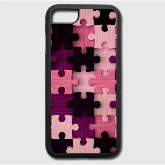 Puzzel iPhone 7 Case | Frostedcase