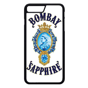 Qeen Bombay Saphier iPhone 7 Plus Case | Frostedcase