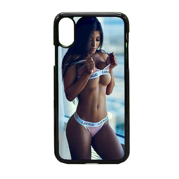 Randy Carter iPhone X Case | Frostedcase