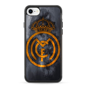 Real Madrid Logo Art iPhone 8 Case | Frostedcase