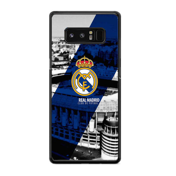 Real Madrid Samsung Galaxy Note 8 Case | Frostedcase