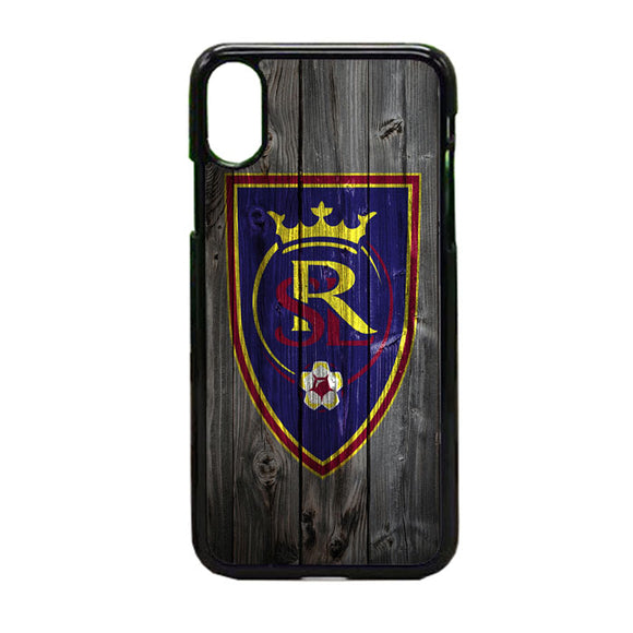 Real Salt Lake iPhone X Case | Frostedcase