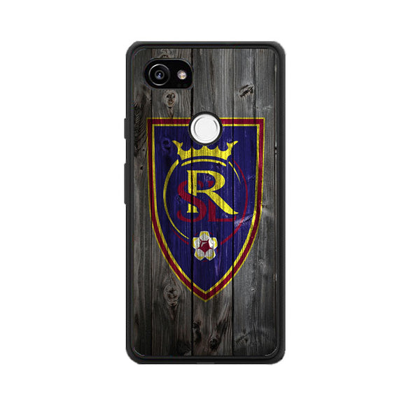 Real Salt Lake Google Pixel 2 XL Case | Frostedcase