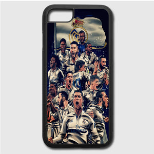 Realmadrid Art iPhone 7 Case | Frostedcase