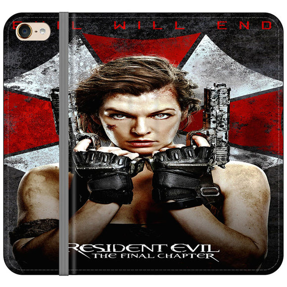 Resident Evil The Final Chapter iPod 5 Flip Case | Frostedcase