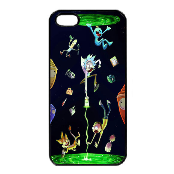 Rick And Morty iPhone 5|5S|SE Case | Frostedcase