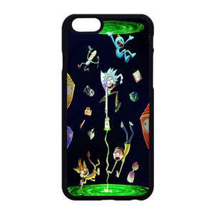 size 40 171cc 46245 Rick And Morty iPhone 6|6S Case | Frostedcase