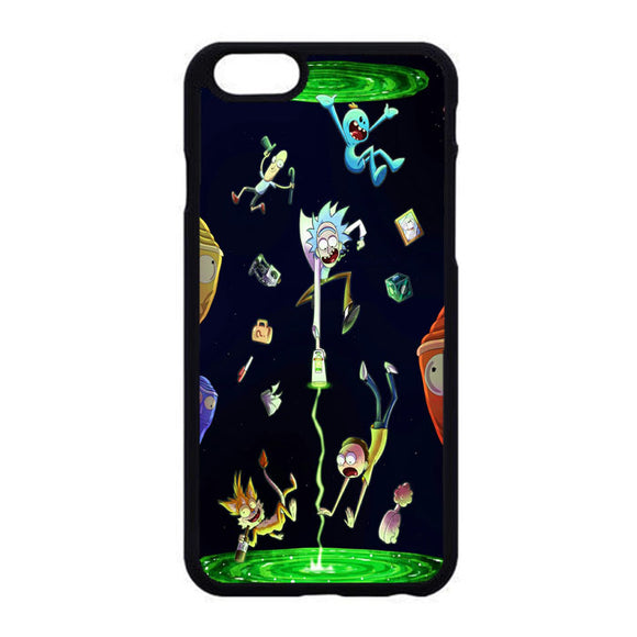 Rick And Morty iPhone 6|6S Case | Frostedcase