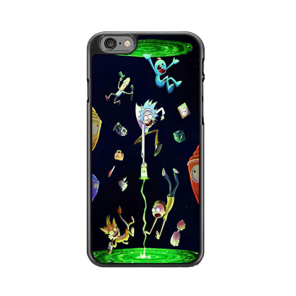 Rick And Morty iPhone 6 Plus|6S Plus Case | Frostedcase