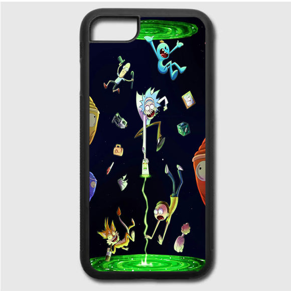 Rick And Morty iPhone 7 Case | Frostedcase
