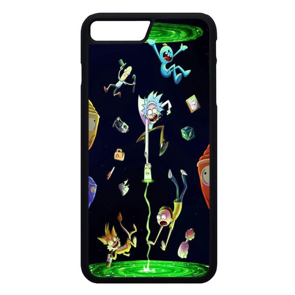 Rick And Morty iPhone 7 Plus Case | Frostedcase