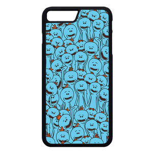 Rick Morty Doodle iPhone 7 Plus Case | Frostedcase