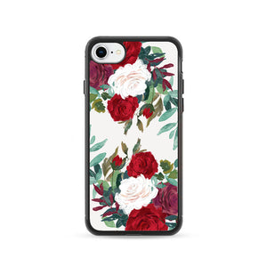 Rose iPhone 8 Case | Frostedcase