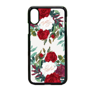 Rose iPhone X Case | Frostedcase