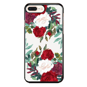 Rose iPhone 8 Plus Case | Frostedcase