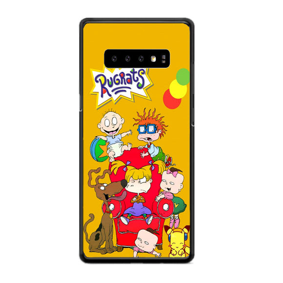 Rugrats And Friends Samsung Galaxy S10 Case | Frostedcase