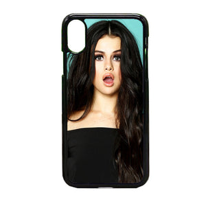 Selena Gomez Tour iPhone X Case | Frostedcase