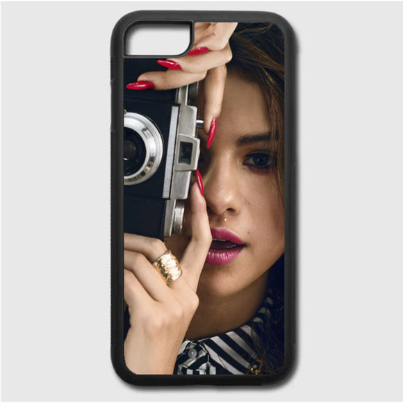 Selena Gomez iPhone 7 Case | Frostedcase
