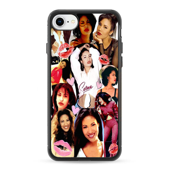 Selena Quintanilla Collegen iPhone 8 Case | Frostedcase
