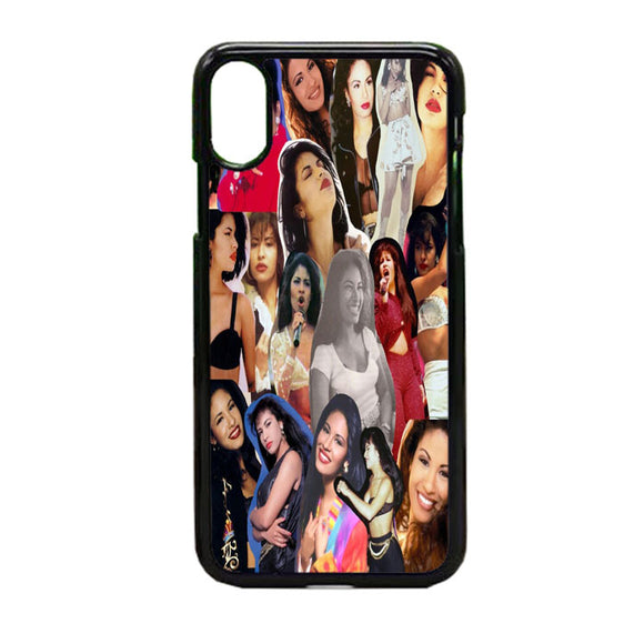 Selena Quintanilla In Heaven iPhone X Case | Frostedcase