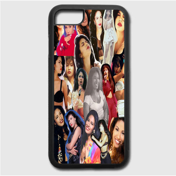 Selena Quintanilla In Heaven iPhone 7 Case | Frostedcase