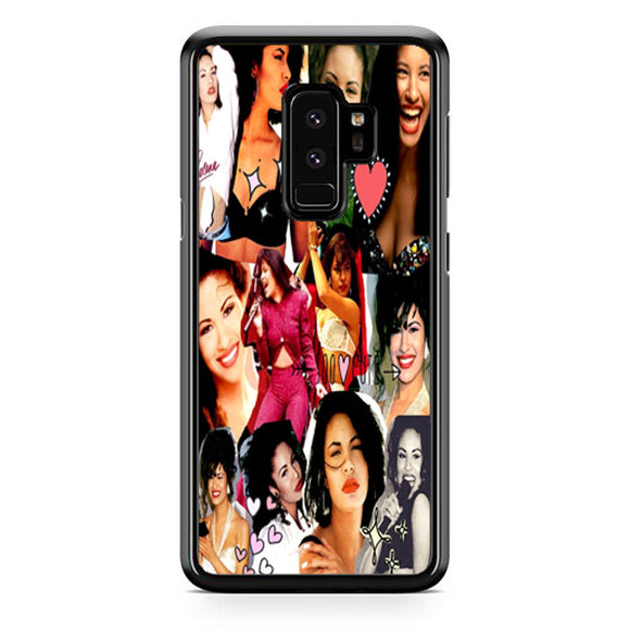 Selena Quintanilla Collagen Awarding Samsung Galaxy S9 Plus Case | Frostedcase