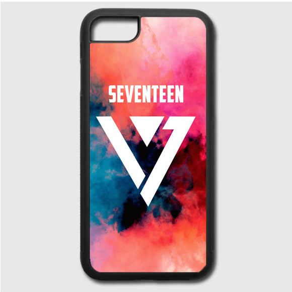 Seventeen iPhone 7 Case | Frostedcase