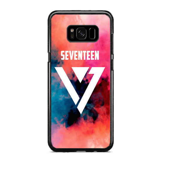Seventeen Samsung Galaxy S8 Plus Case | Frostedcase
