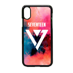 Seventeen iPhone X Case | Frostedcase