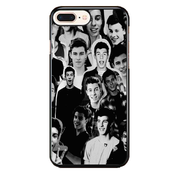 Shawn Mendes Collage iPhone 8 Plus Case | Frostedcase