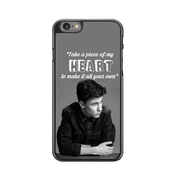 Shawn Mendes iPhone 6 Plus|6S Plus Case | Frostedcase