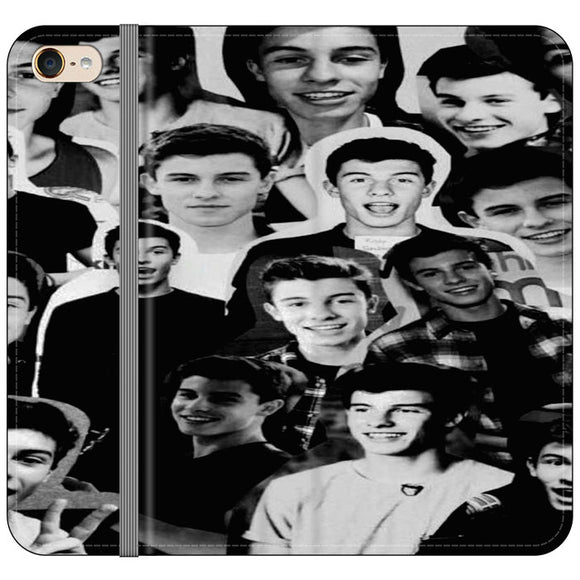 Shawn Mendes Collage iPod 5 Flip Case | Frostedcase