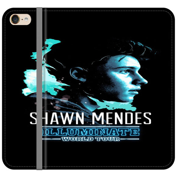 Shawn Mendes Illuminate Tour Poster iPod 5 Flip Case | Frostedcase