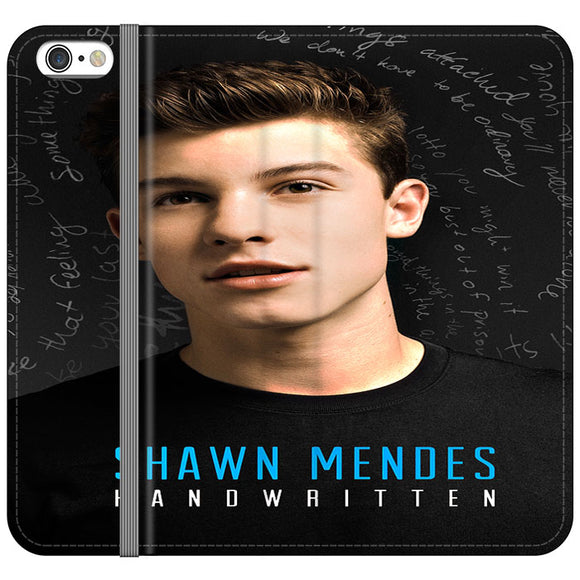 Shawn Mendes St iPhone 6 Plus|6S Plus Flip Case | Frostedcase