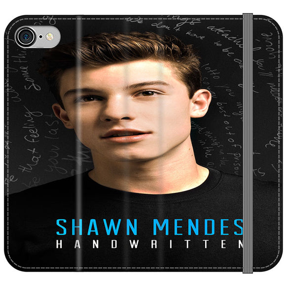 Shawn Mendes St iPhone 8 Flip Case | Frostedcase