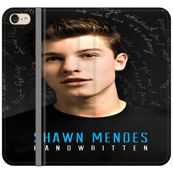 Shawn Mendes St iPod 5 Flip Case | Frostedcase